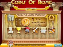 Coins Of Rome Slots -Byworth