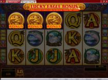 Eagle's Wings Slots -Microgaming -Scatter Symbol, Wild Symbol