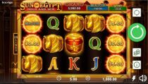 Sun Of Egypt Slots -Booongo -Scatter Symbol, Wild Symbol