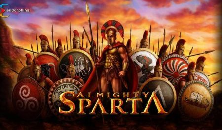 Almighty Sparta Slots -Endorphina