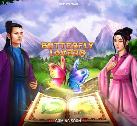 Butterfly Lovers Slots -Wazdan
