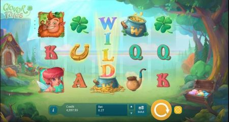 Clover Tales Slots -Playson