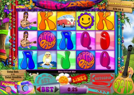 Hippy Days Slots -bwin.party