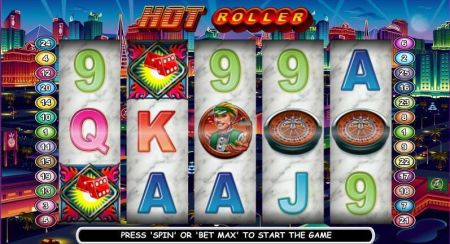 Hot Roller Slots -WGS Technology