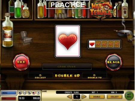 Hot Tequila Slots -GTECH