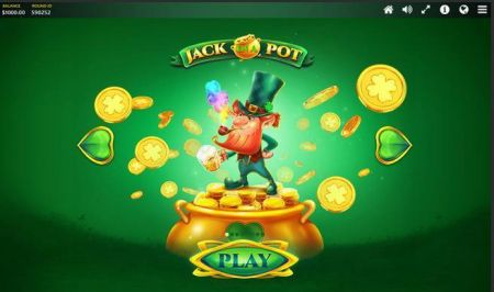 Jack in a Pot Slots -Red Tiger Gaming