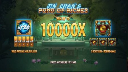 Jin Chan´s Pond of Riches Slots -Thunderkick