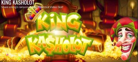 King Kasholot Slots -Rival
