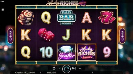 Lucky Riches Slots -Microgaming