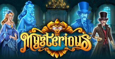 Mysterious Slots -Pragmatic Play