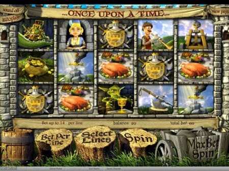 Once Upon a Time Slots -BetSoft