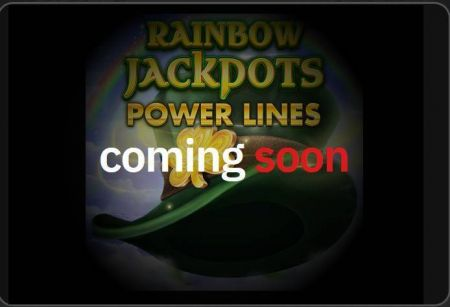 Rainbow Jackpots Power Lines Slots -Red Tiger Gaming