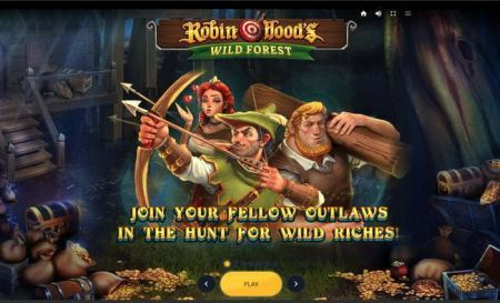 Robin Hood's Wild Forest Slots -Red Tiger Gaming