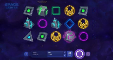 Space Lights Slots -Playson