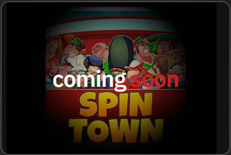 Spin Town Slots -Red Tiger Gaming