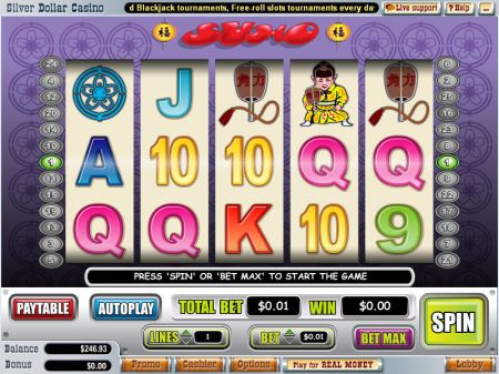 Sumo Slots -WGS Technology