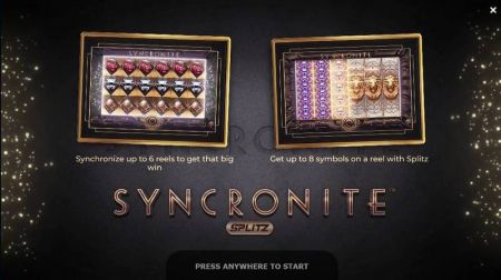 Syncronite Slots -Yggdrasil