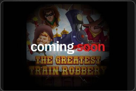 The Greatest Train Robbery Slots -Red Tiger Gaming