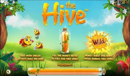 The Hive Slots -BetSoft