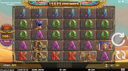 The Mummy EPICWAYS Slots -Fugaso