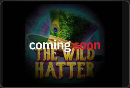 The Wild Hatter Slots -Red Tiger Gaming