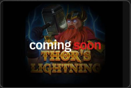 Thor's Lightning Slots -Red Tiger Gaming