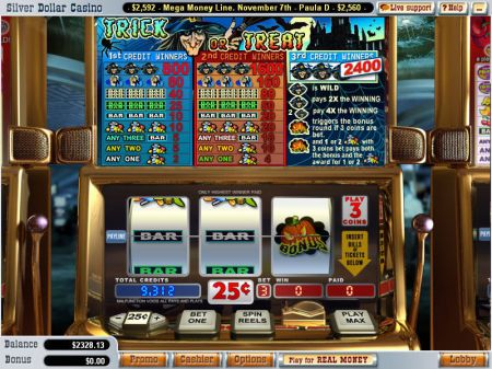 Trick or Treat Slots -WGS Technology