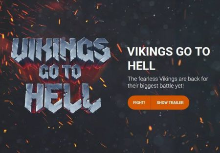 Vikings go to Hell Slots -Yggdrasil